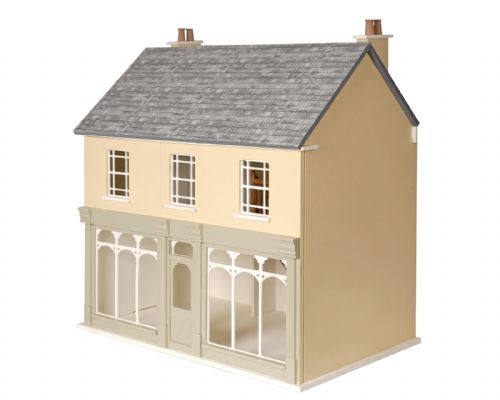 Arkwrights Dolls House Shop or pub
